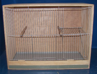 Budgerigar Breeding Cage (Single)